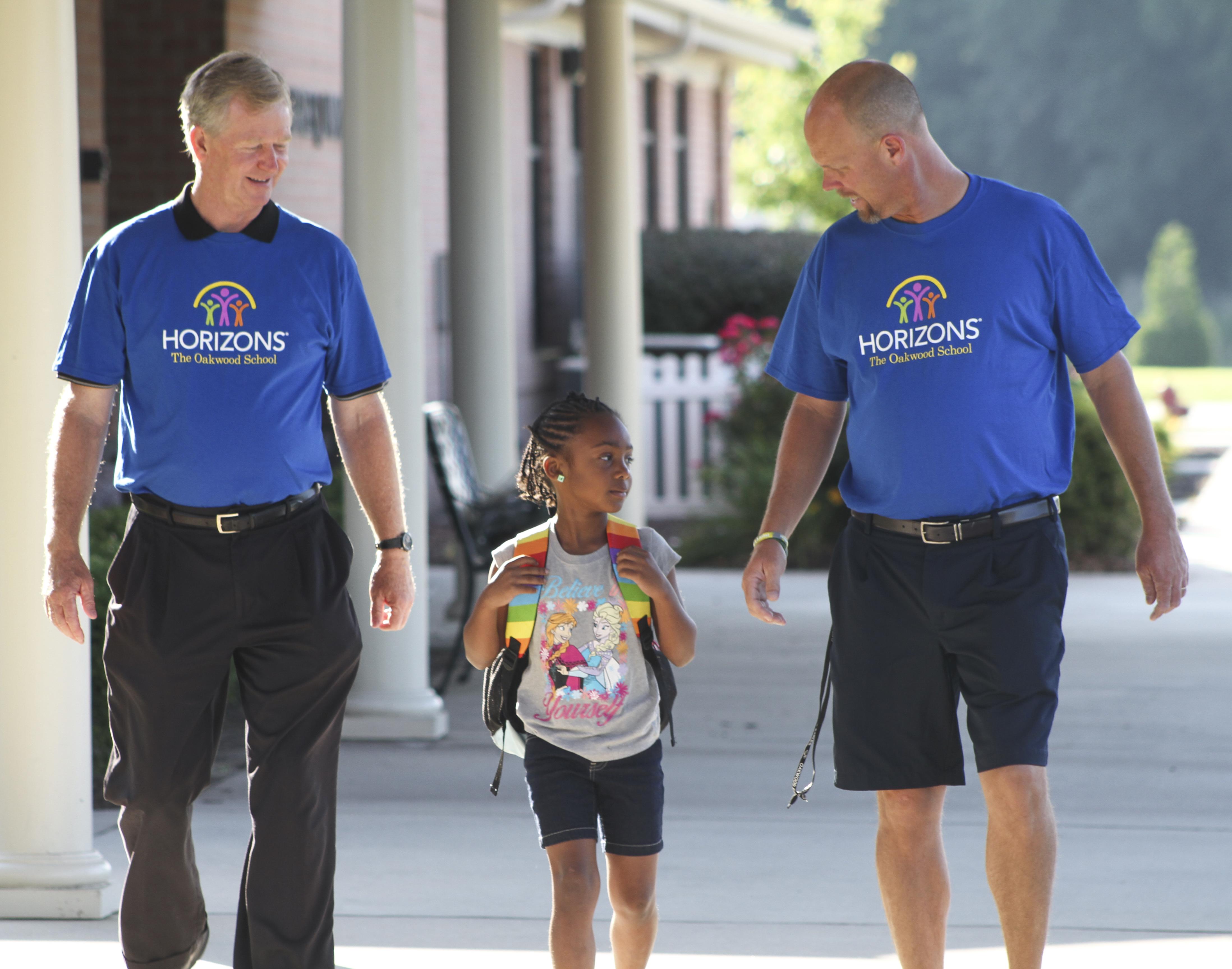 The Greenville, NC Students We Serve   Horizons at Oakwood